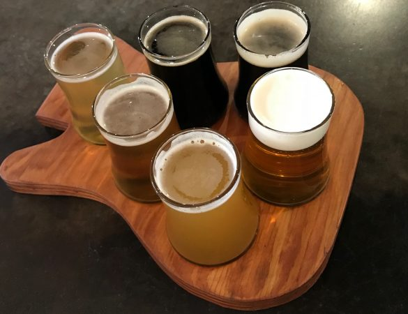 The Vanguard Brewpub & Distillery