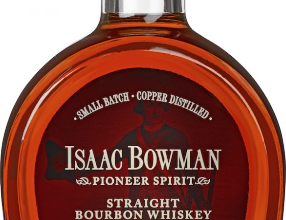 A. Smith Bowman Distillery's New Port Finished Bourbon