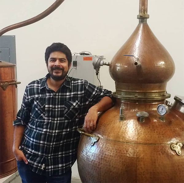 Make your own whiskey at Spirits Lab Distilling