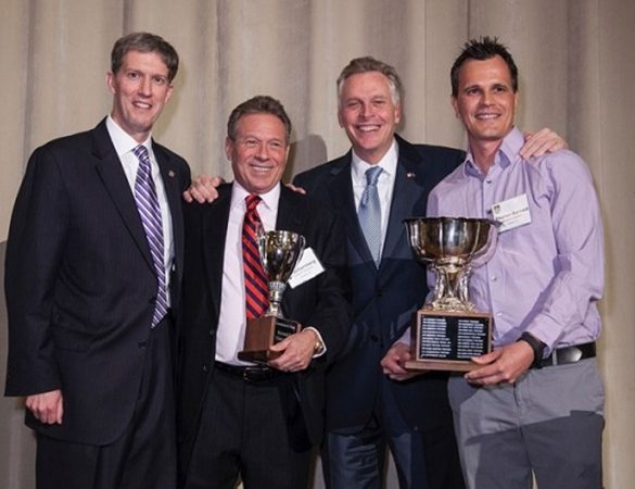 Keswick Vineyards Wins 2016 Governor's Cup