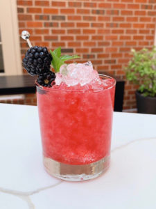 King & Rye-Cocktail
