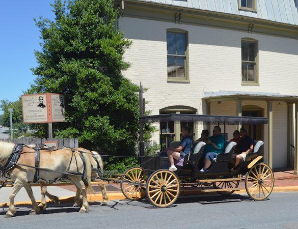 A Lovely Lexington Getaway