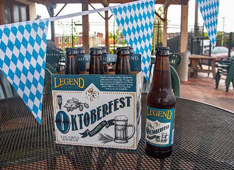 Legend Brewing Oktoberfest
