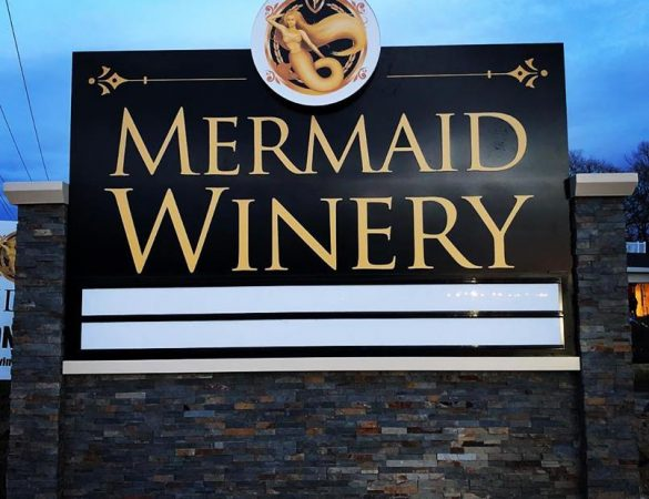 Mermaid Winery Opens in Virginia Beach