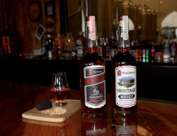 MurLarkey Introduces New Infused Whiskey Flavors