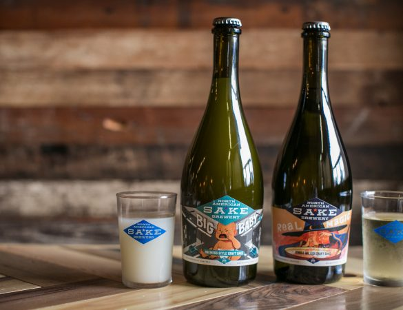 Virginia's First Sake Brewery Opens in Charlottesville