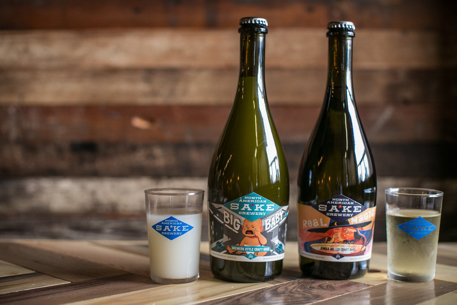North American Sake