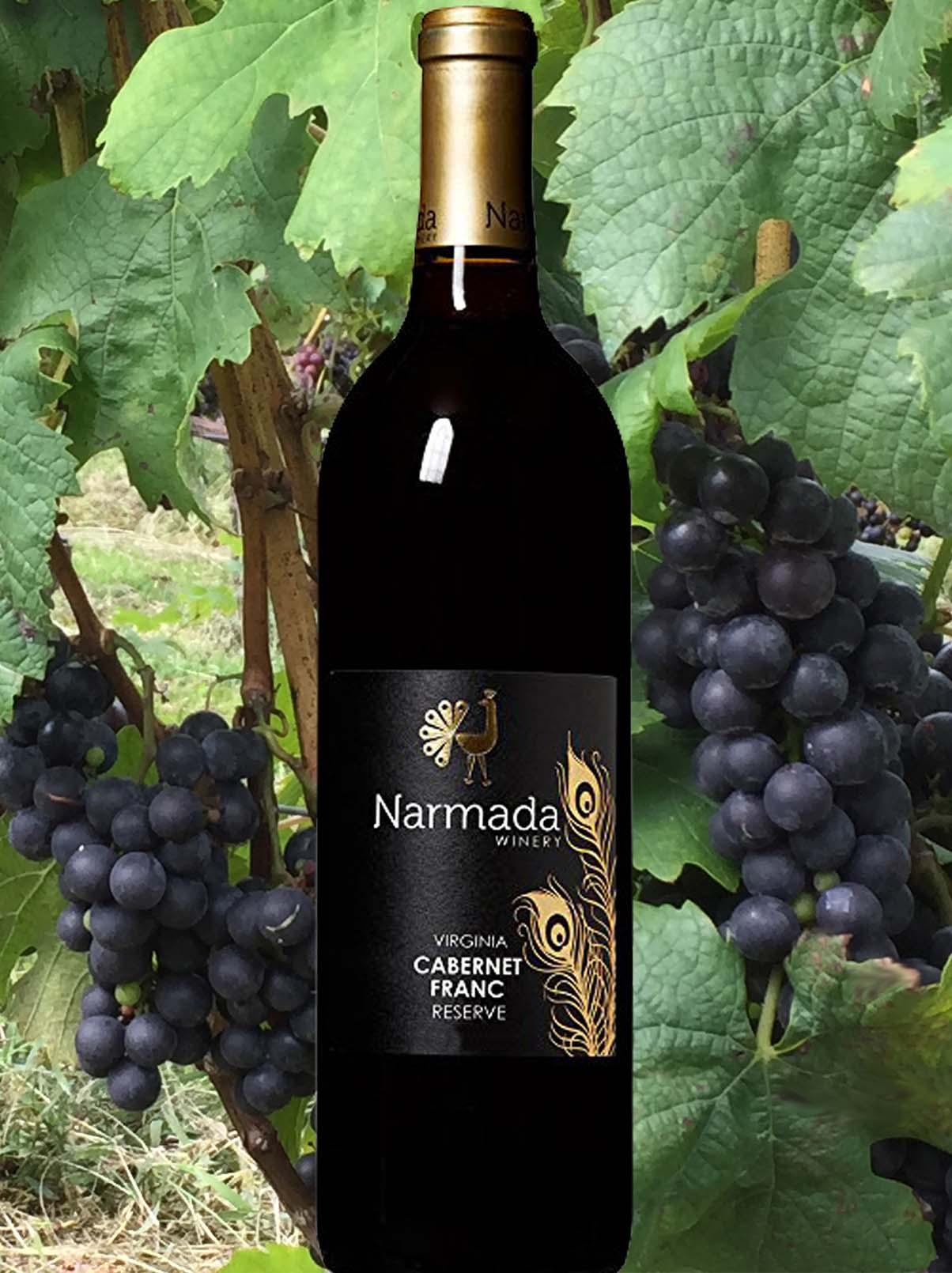 Narmada Winery, Cabernet Franc