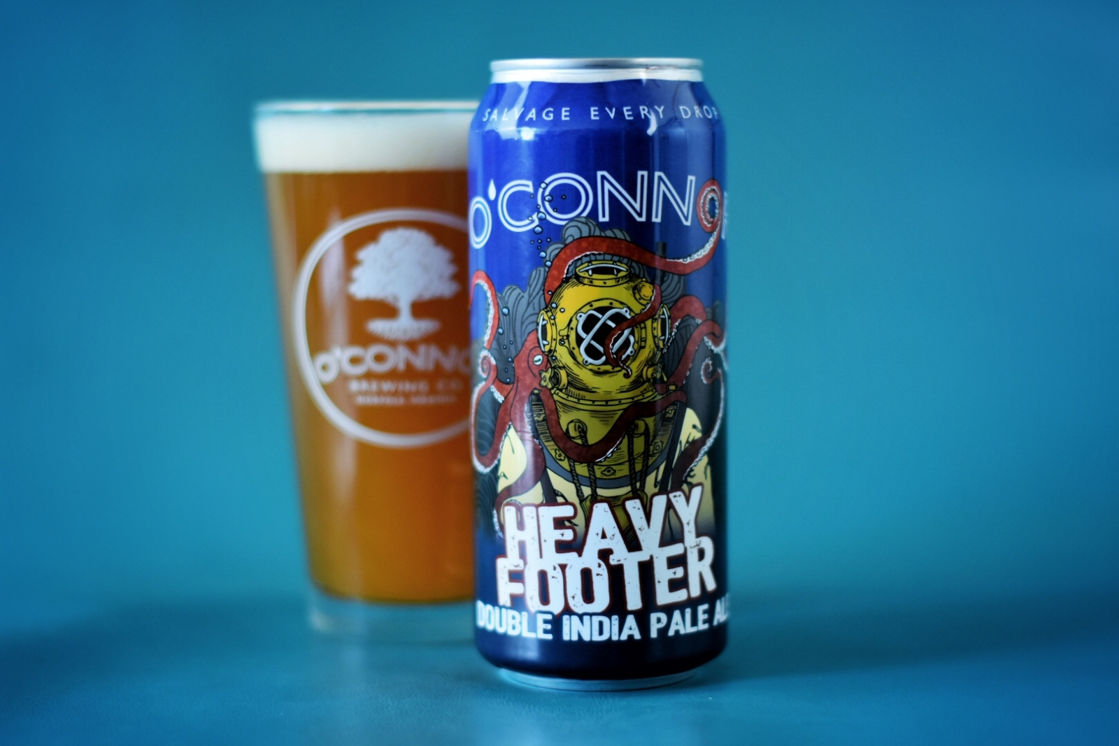 O'Connor Brewing Heavy Footer