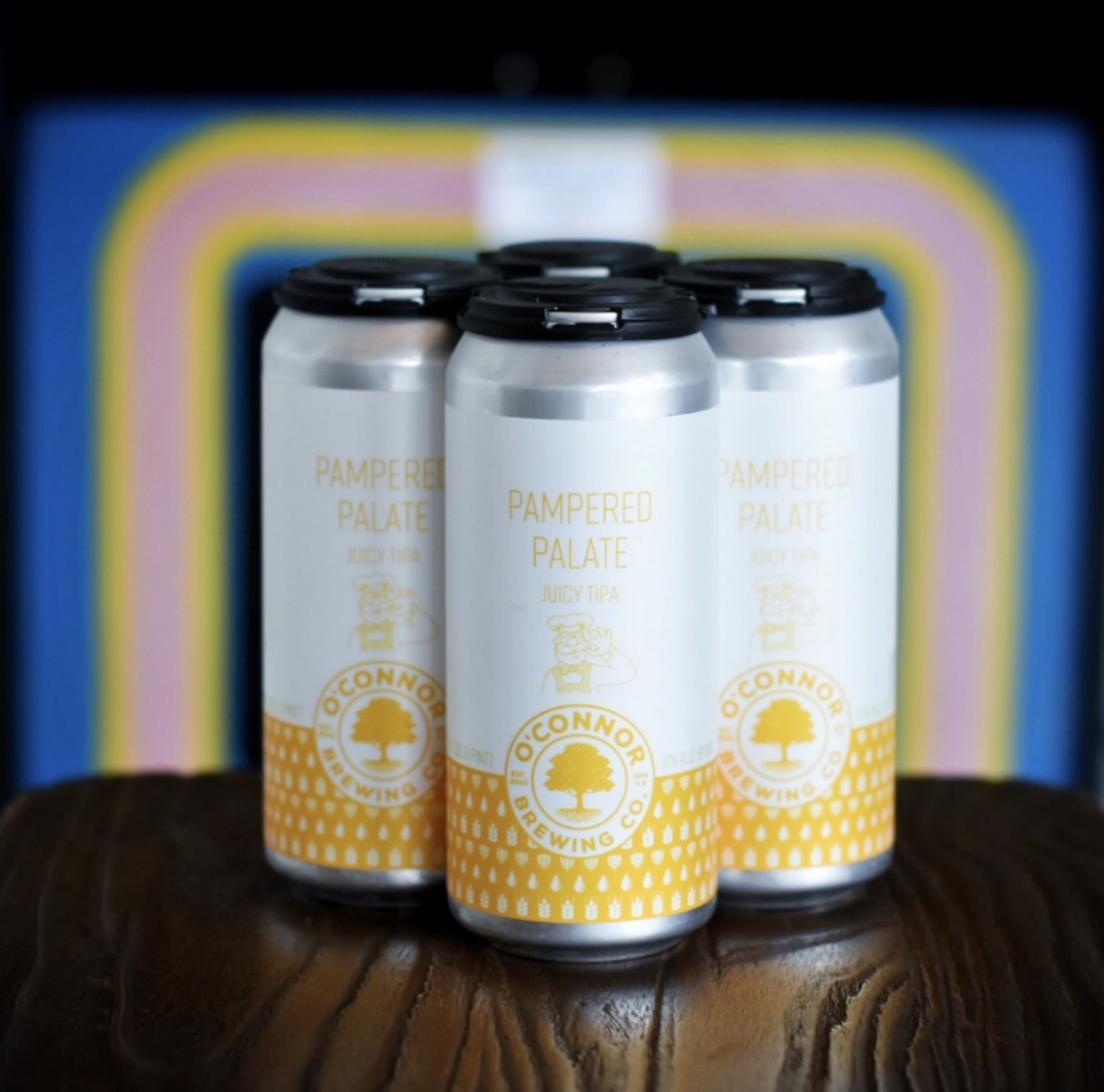 O'Connor Brewing Small-Batch Cans