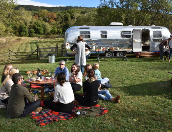 A Feast for Foodies in Bath County