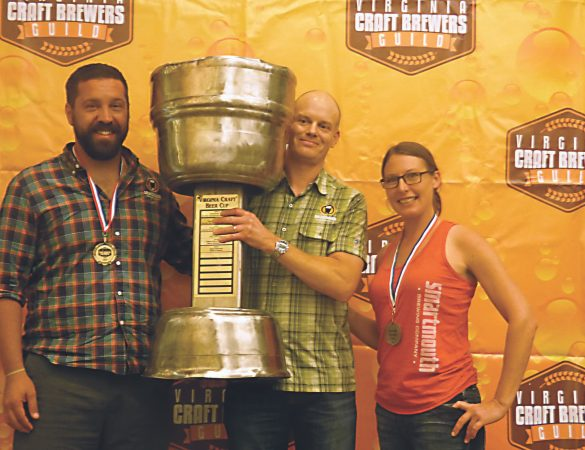 2017 Virginia Craft Beer Cup Awards the State's Best Brews