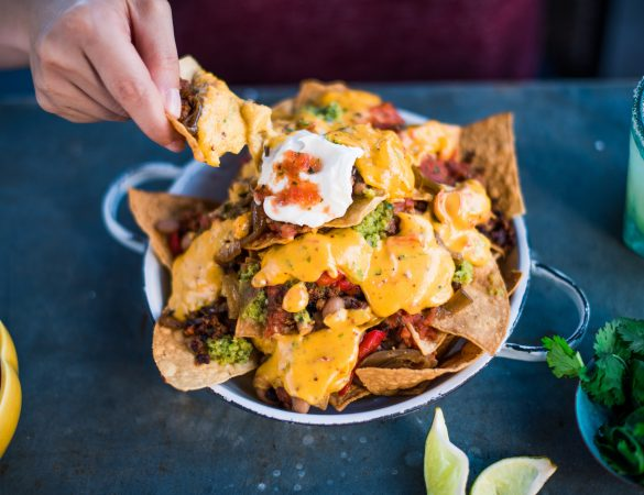 Tupelo Honey's Pimento Cheese Nachos Recipe
