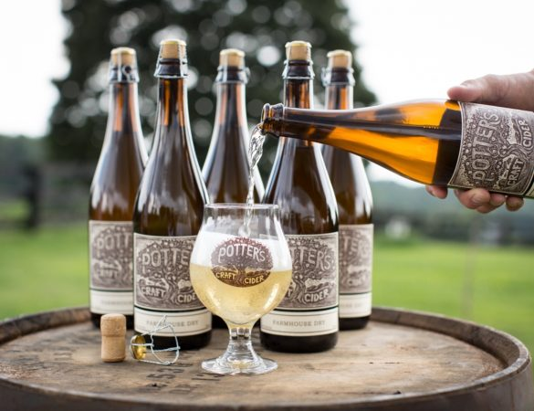 Potter's Craft Cider Hosts Annual Open House