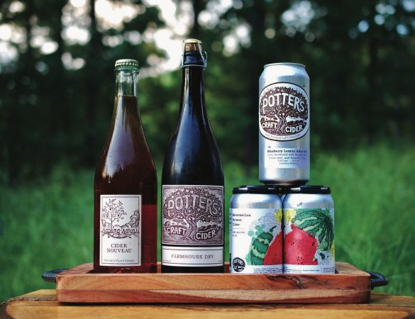 Potter's Craft Cider Plans to Expand