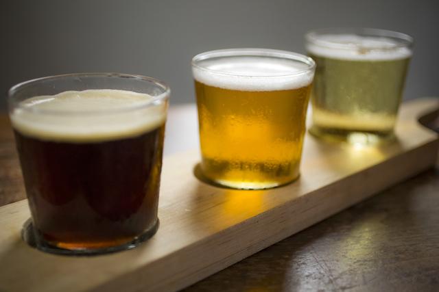 Colonial Williamsburg Pub Crawl, Alewerks Beer