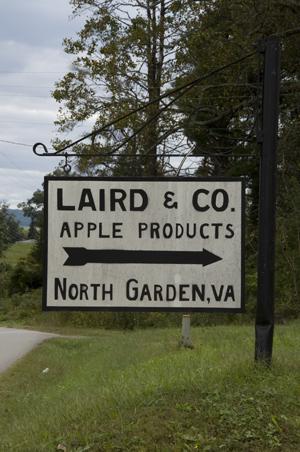 laird distillery