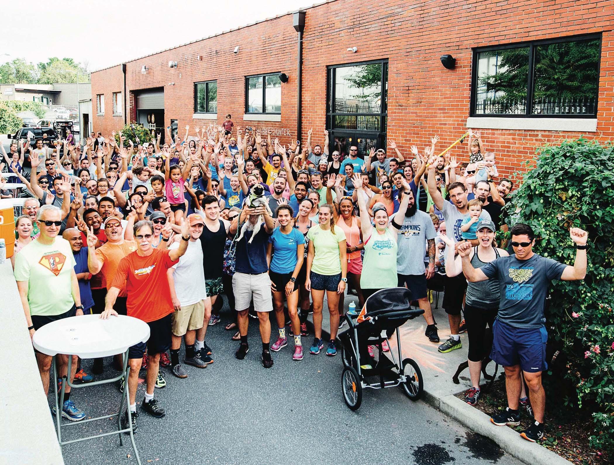 Run, Sweat & Beers