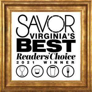 Savor Virginia's Best Logo