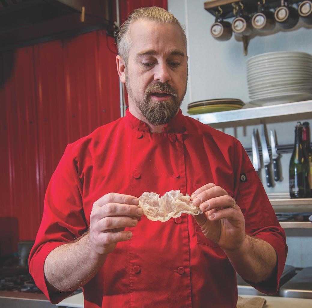 Chef Jason Van Marter
