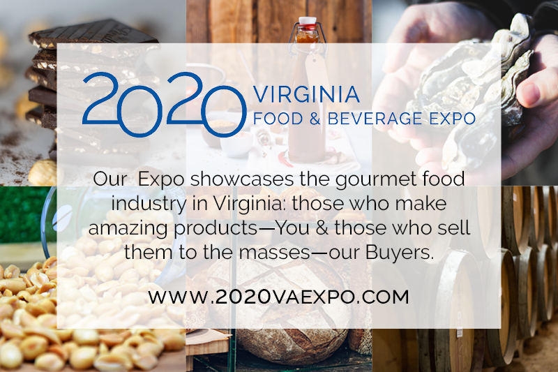 Virginia Food and Beverage Expo - March 18, 2020 - Savor
