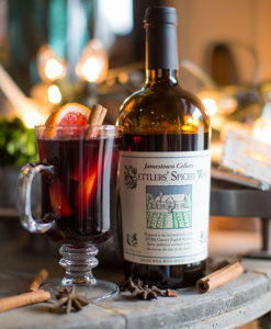 Settlers Spiced Wine