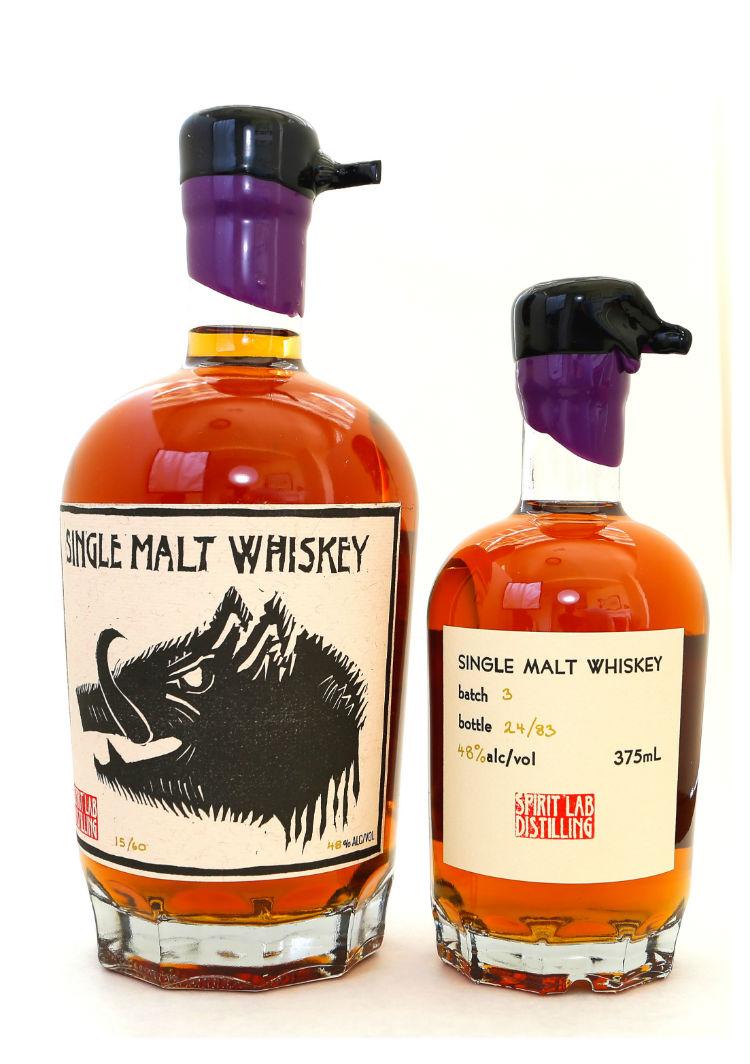 Spirit Lab Whiskey