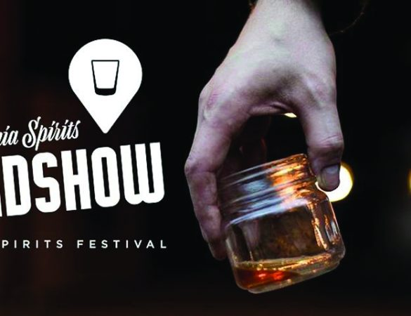 Upcoming Dates for Virginia Craft Spirits Roadshow
