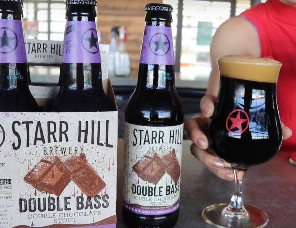 Starr Hill's Limited Release Box of Chocolates Stout Pack