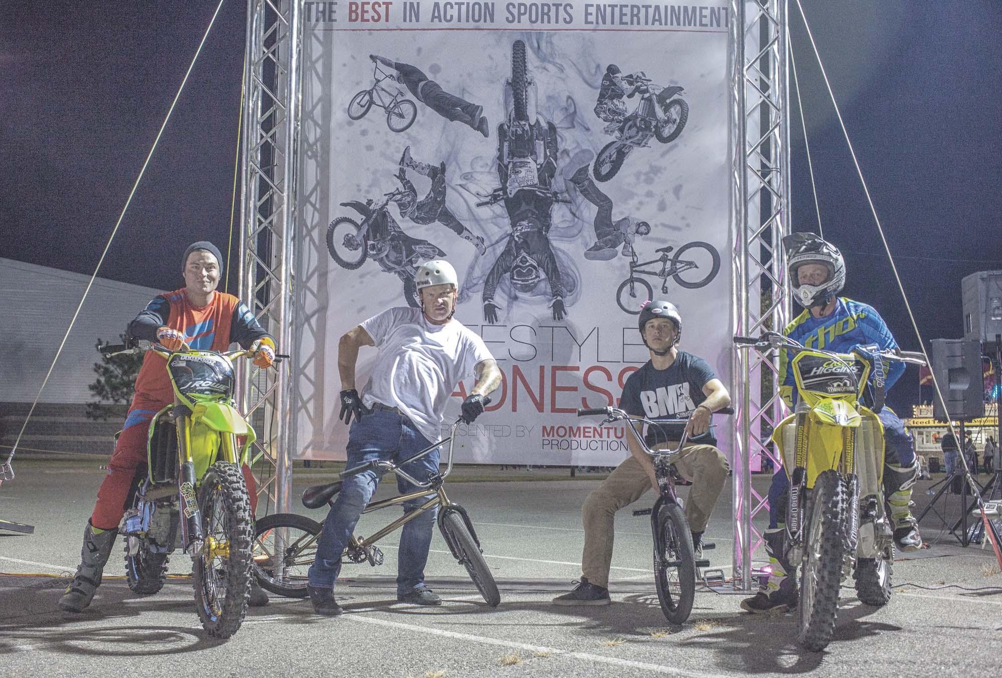 Virginia State Fair, BMX