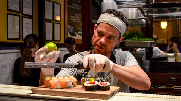 downtown Suffolk-Sushi AKA