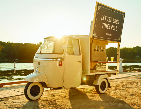 Movers and Shakers: Cocktail Carts
