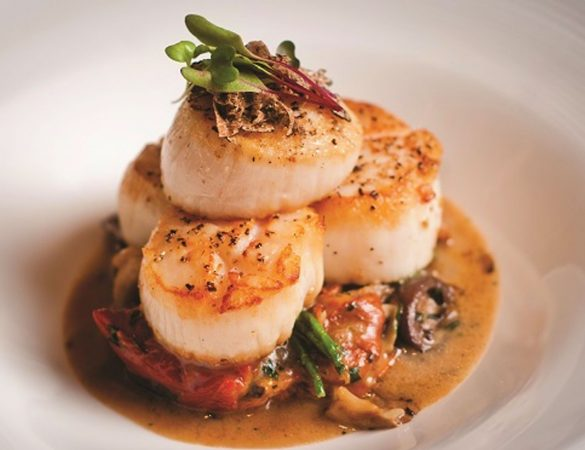 Terrapin Sea Scallops Recipe