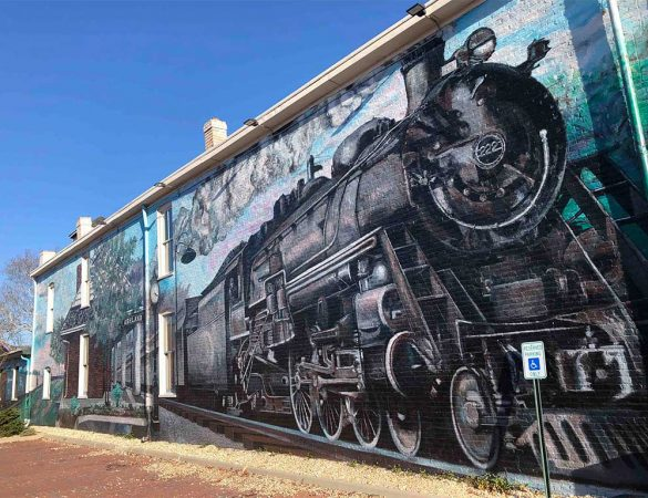 Public Murals Mark Virginia Foodie Destinations