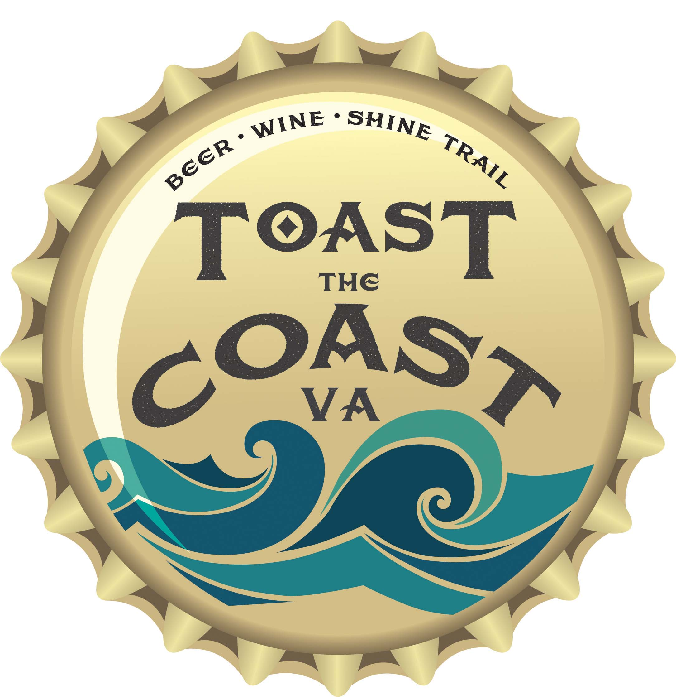 Toast the Coast, Beer, Wine Shine Trail