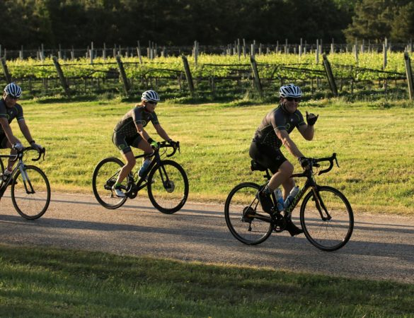 Tour de Virginia Ready to Ride