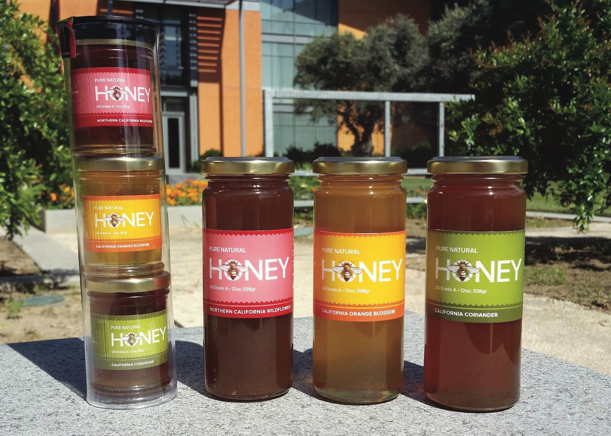 Guide to local honey flavors