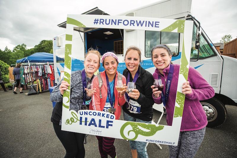 Uncorked Half Marathon