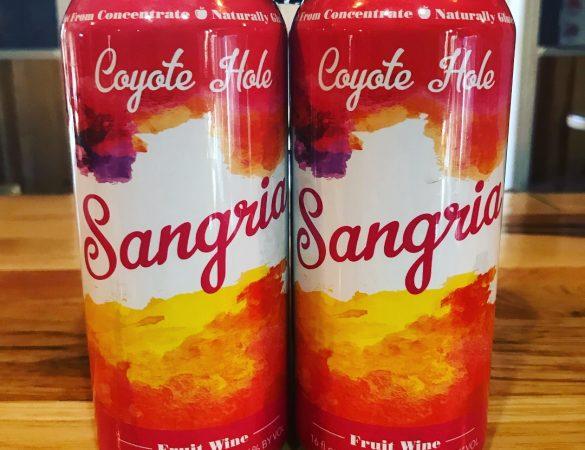 Coyote Hole Ciderworks Debuts Hard Cider Sangria