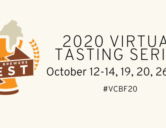 Virginia Craft Brewers Fest Announces Virtual Format for 2020