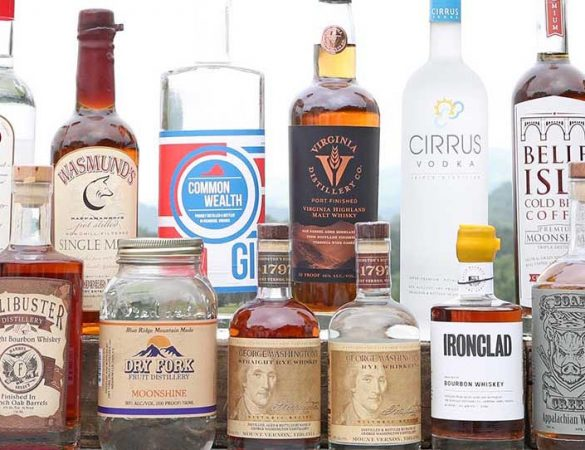 Virginia Spirits Sales Increase During Virginia Spirits Month