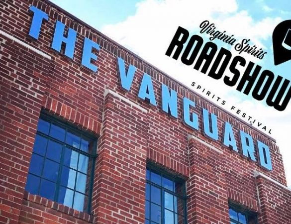 The Vanguard Brewpub & Distillery Hosts Virginia Craft Spirits Roadshow