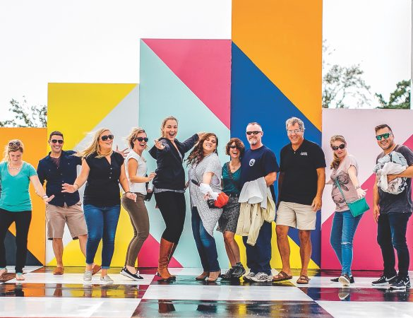 ViBe Creative District Arts + Eats Walking Tour