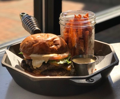 VINTAGE Kitchen Competes in the 2017 Blended Burger Project