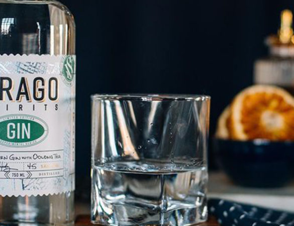 Coco Verde Cocktail Recipe from Virago Spirits