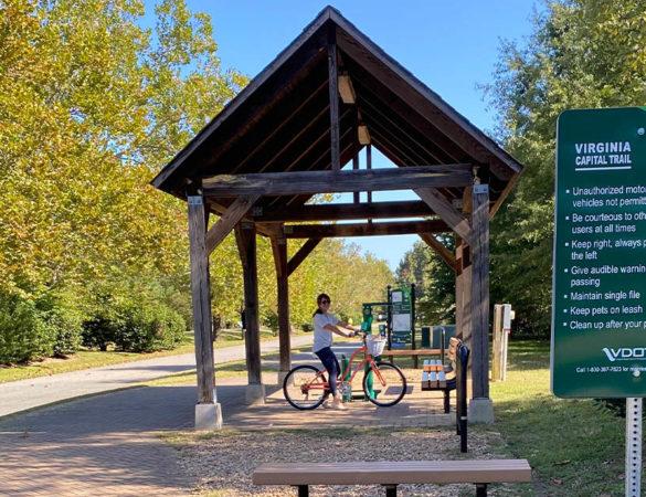 Biking the Virginia Capital Trail Three Ways