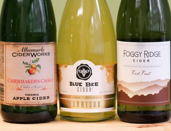 Albemarle CiderWorks, Blue Bee Cider and Foggy Ridge Cider Reviews