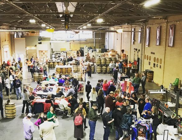 Virginia Craft Spirits Roadshow Comes to Newport News