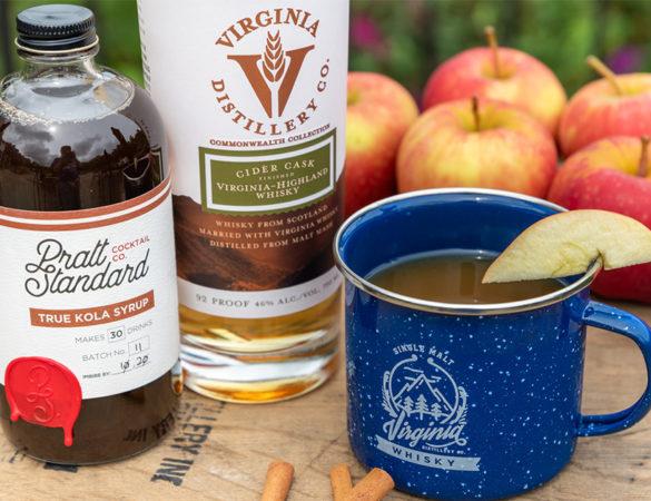 Virginia Distillery Company Introduces Cider Cask Whisky Cocktail Kit