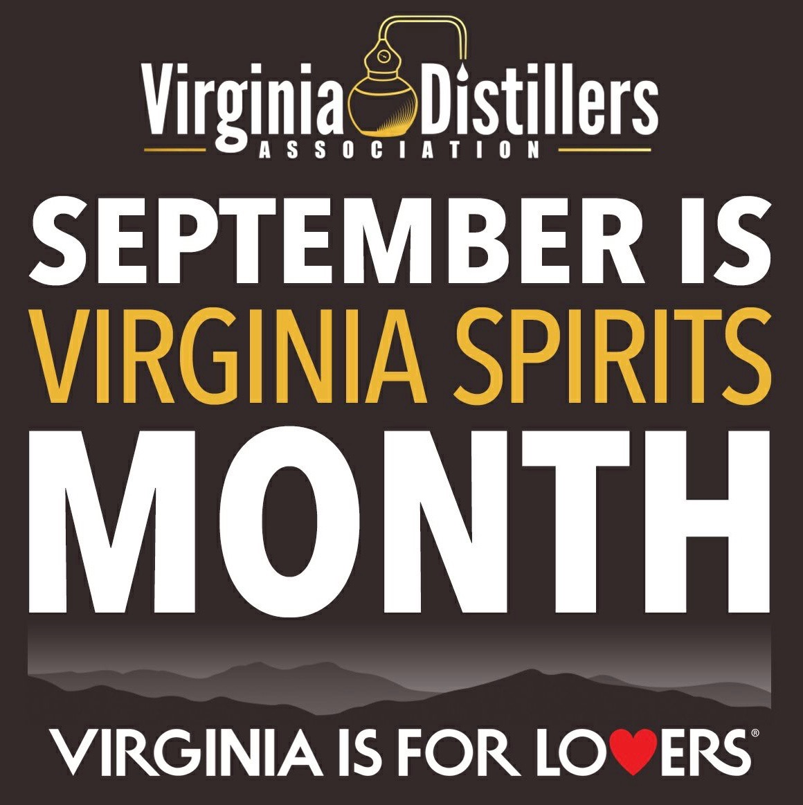 September Virginia Spirits Month